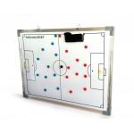 Tablica taktyczna do piłki nożnej 60 x 45 z magnesami i markerem
