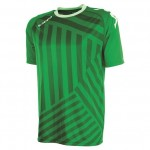 Koszulka męska Temporio zielona
