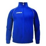 Bluza LEGEA Giacca Florida Colors Junior niebieska