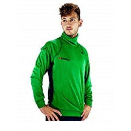 Bluza LEGEA Tuta Training Storm zielono-czarna