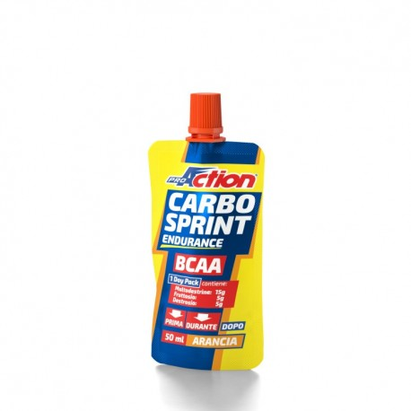 Carbo Sprint BCAA Orange