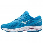 Buty do biegania Mizuno Ultima 11 błękitno-białe