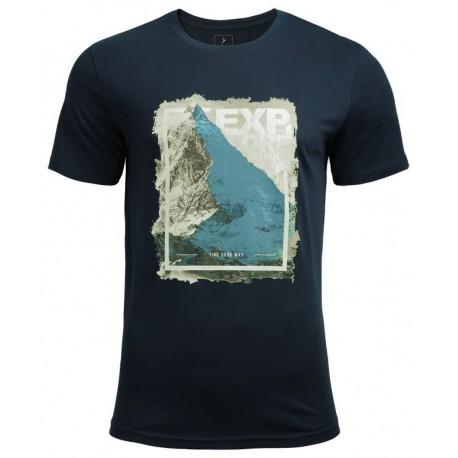 T-shirt męski Outhorn TSM606 granatowy