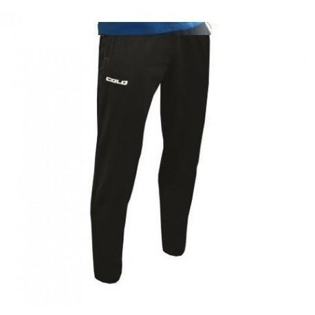 Spodnie Colo Hitter czarne z niebieskim